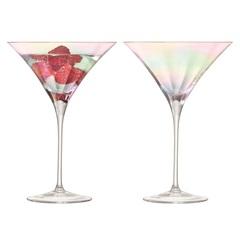 Набор из 2 бокалов для коктейлей LSA International Pearl, 300 мл, фото 1