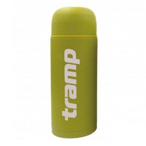 Термос 1,0 л. Tramp Soft Touch  TRC-109 (оливковый)