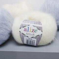 атлас-62-молочный