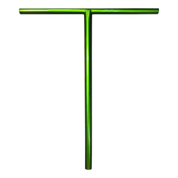 Руль для трюкового самоката КОМЕТА V2 Oversized 34.9 (Aurora Green)
