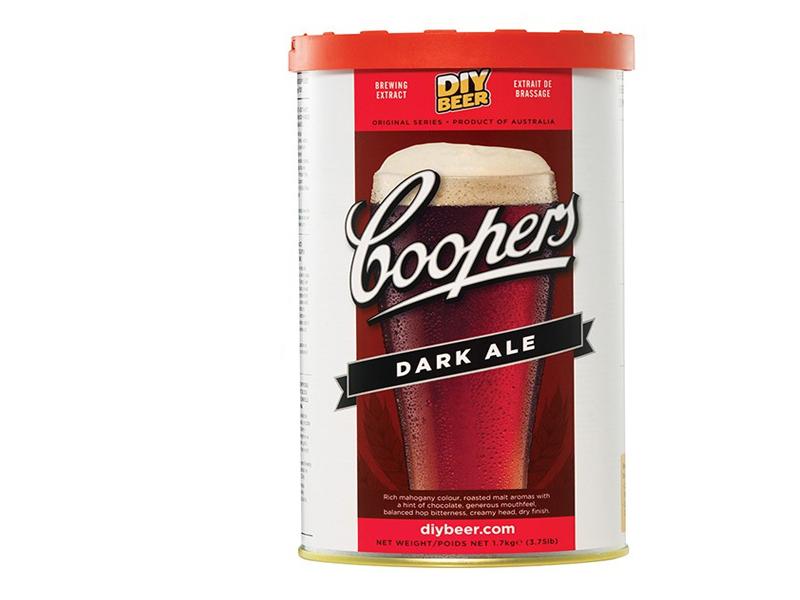 Экстракты Солодовый экстракт COOPERS Dark Ale 1,7 кг 58_G_1482178466721.jpeg