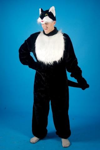 Карнавальный костюм Кота 2