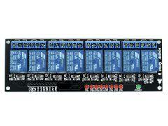 Модуль реле 8-канальный 10 А, 250 V