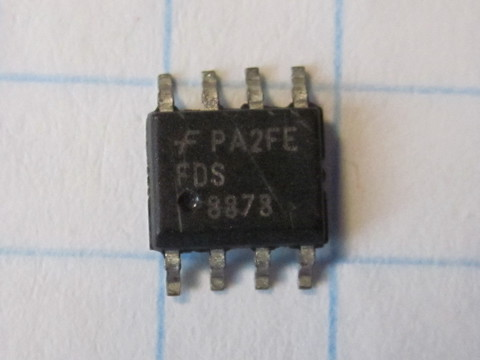 FDS8878 N-Channel MOSFET