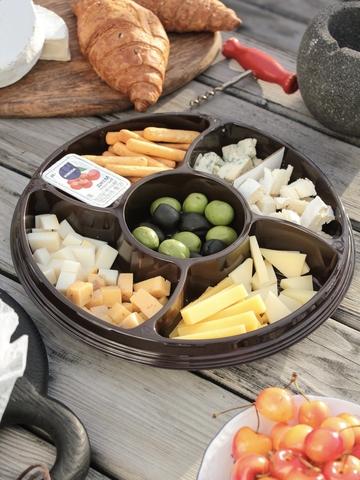 Сырная Тарелка «Милано», 500гр