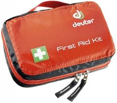 Аптечка туристическая Deuter First Aid Kit (без наполнения) 9002 papaya