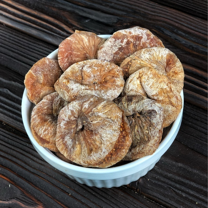 Фотография Инжир сушеный белый (Армения) / 130 гр купить в магазине Афлора
