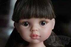 Кукла б/о Кэрол с хвстиками 32 см, Паола Рейна