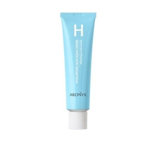 ARONYX Увлажняющий крем Hyaluronic Acid Aqua с гиалуроновой кислотой и пептидами, 50мл