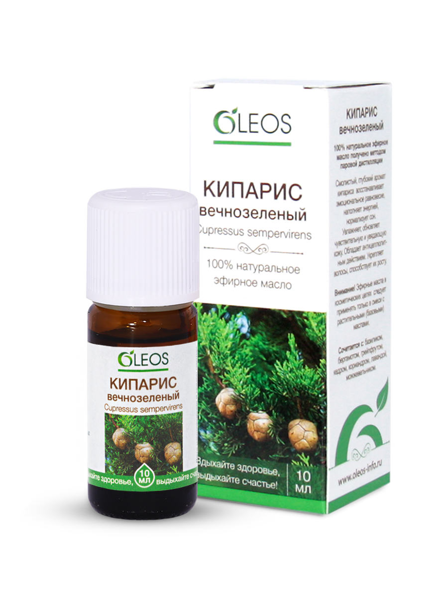 Эфирное масло Кипарис Oleos