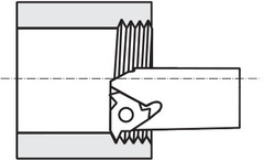 СМП с полным профилем 30° внутренняя левая HB7125