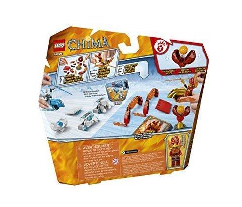 LEGO Chima: Испытание огнём 70155 — Inferno Pit — Лего Легенды Чима