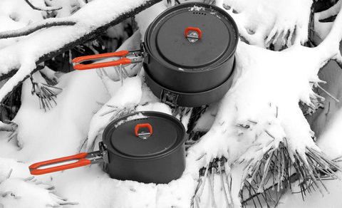 Картинка набор посуды Fire-Maple Feast 3  - 2