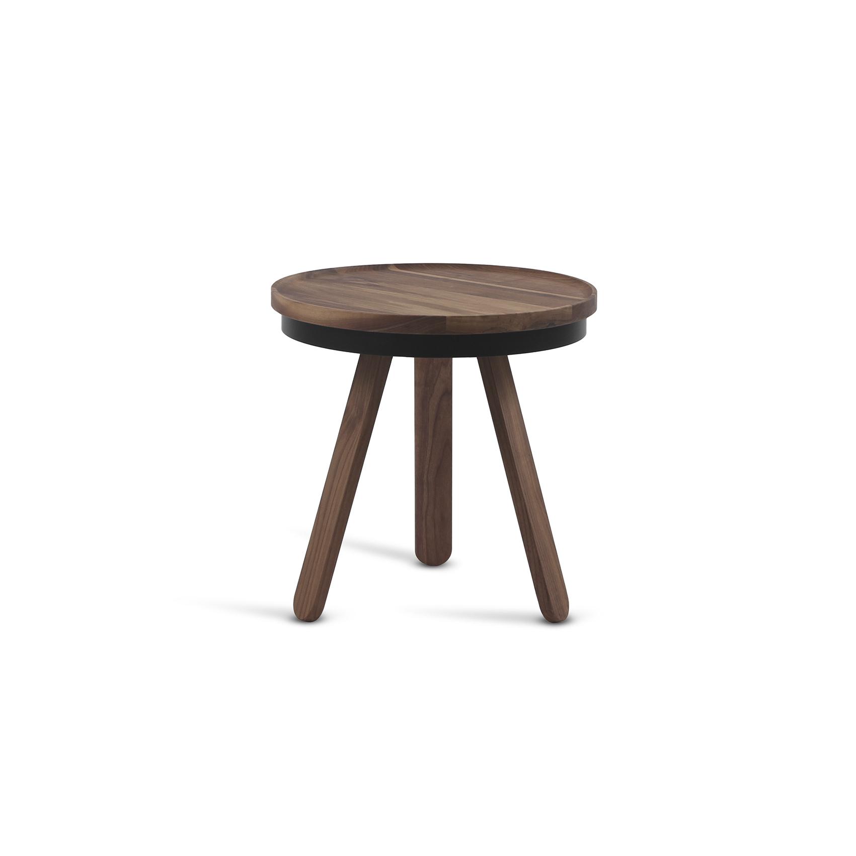 Кофейный столик Batea S орех - вид 1