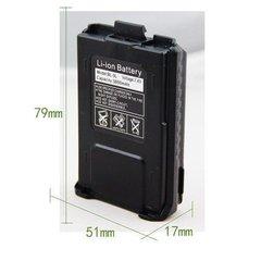 Аккумулятор BL-5L для рации Baofeng UV-5R компакт 3800 мАч
