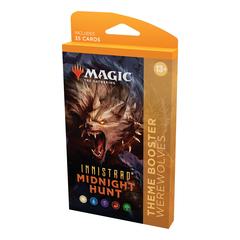Тематический бустер «Innistrad: Midnight Hunt» «Оборотни»
