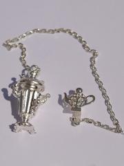 Самовар ( серебряный ионизатор)