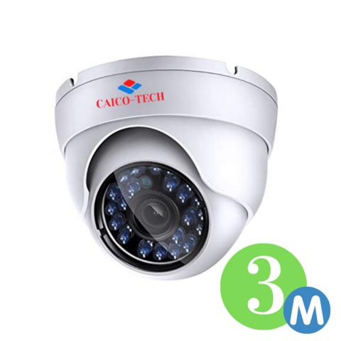 NEW AHD камера видеонаблюдения для помещения 3 МП. мод CAICO-ТЕCH C20R3MV4G3