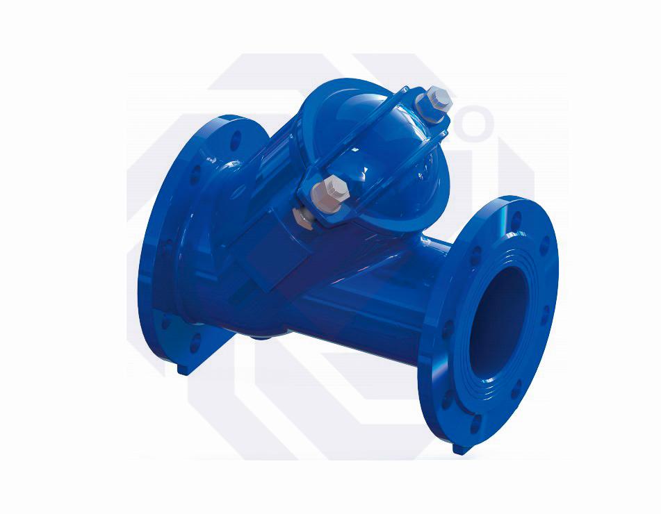 Клапан обратный шаровой T.i.S. C068 DN 100