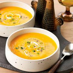 Суп пюре Морковный с тмином / 350 мл