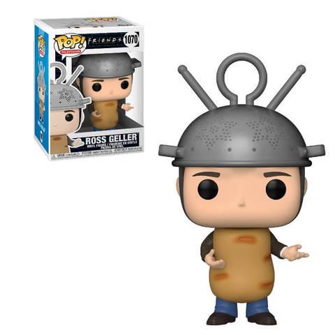 Ross Geller as Sputnik (Friends) Funko Pop! || Росс Геллер