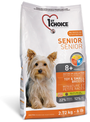 1st Choise Корм для пожилых собак миниатюрных и мелких пород, 1st Choice Senior, с курицей chieni_177x240.png