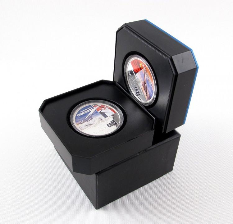 Монеты Ниуэ 2011 год, 2 доллара