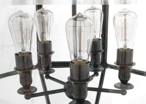 Подвесной светильник Eichholtz 109204 Owen (размер L)