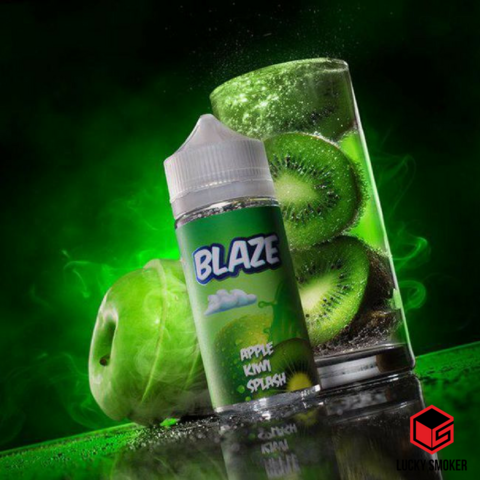 Жидкость Blaze 100 мл Apple Kiwi Splash