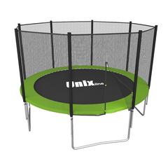 Батут UNIX line Simple 6 ft Green (outside) - 1,83 м