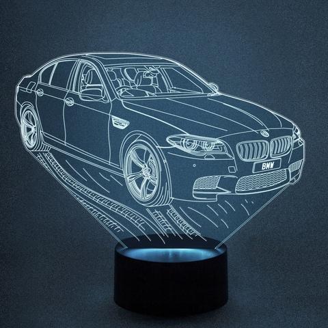 Автомобиль BMW 5-Series F10  (БМВ)