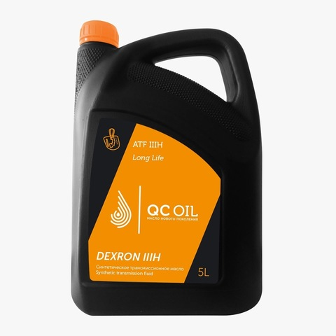 Трансмиссионное масло для автоматических коробок QC OIL Long Life ATF IIIH Multi (5л.)