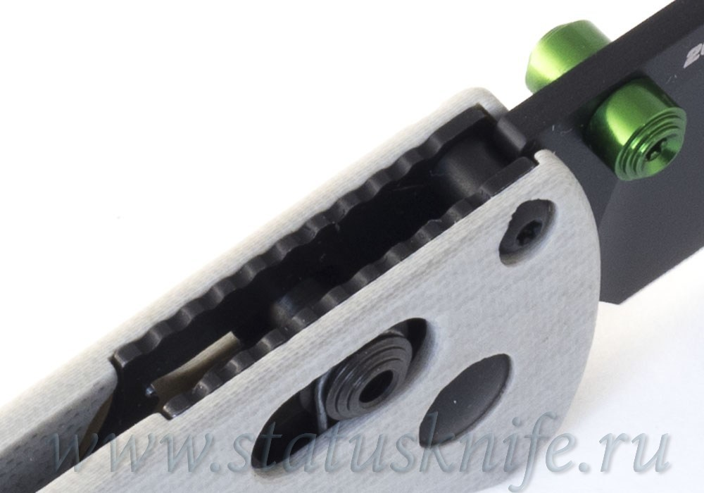 Нож Benchmade 535BK-2002 Bugout 20CV G10 Gray - фотография