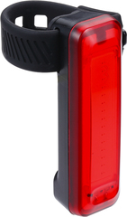 Велофонарь задний BBB Minilight rear Signal Black BLS-137