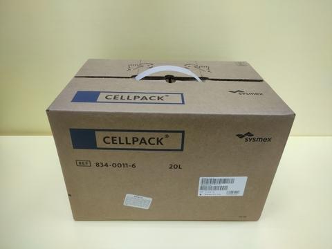 83400116 Универсальный дилюент Селпак (20 л.) CELLPACK Sysmex Corporation, Japan