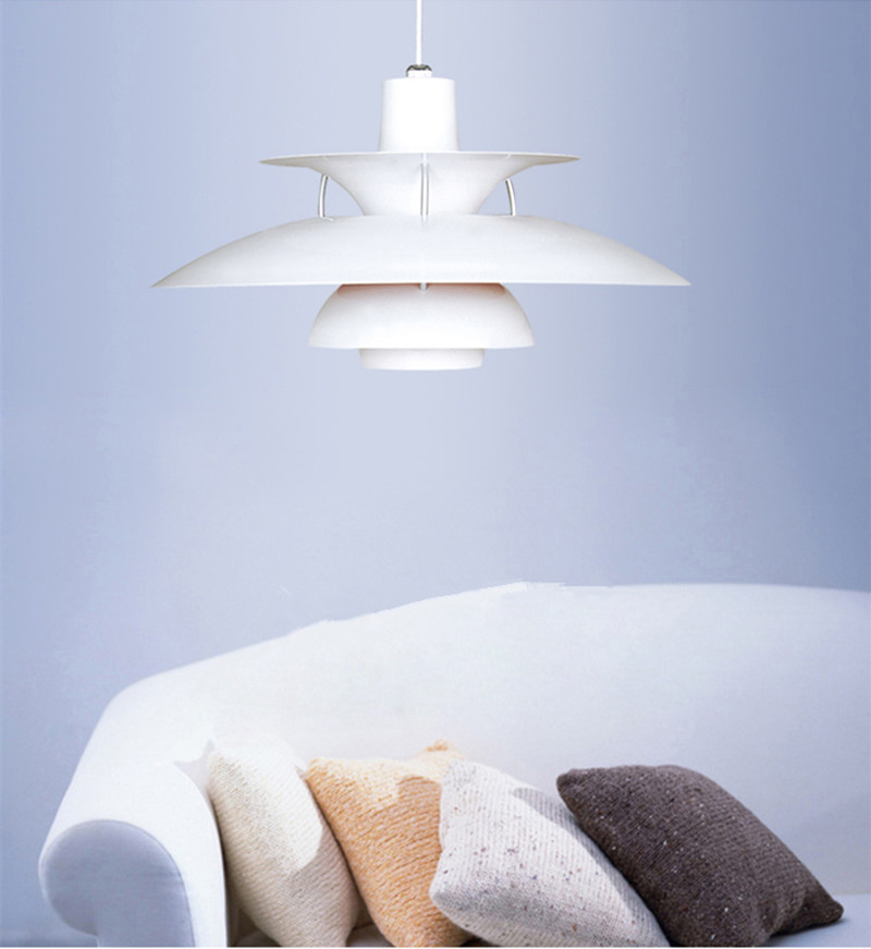 Подвесной светильник PH 5 by Louis Poulse (черный)