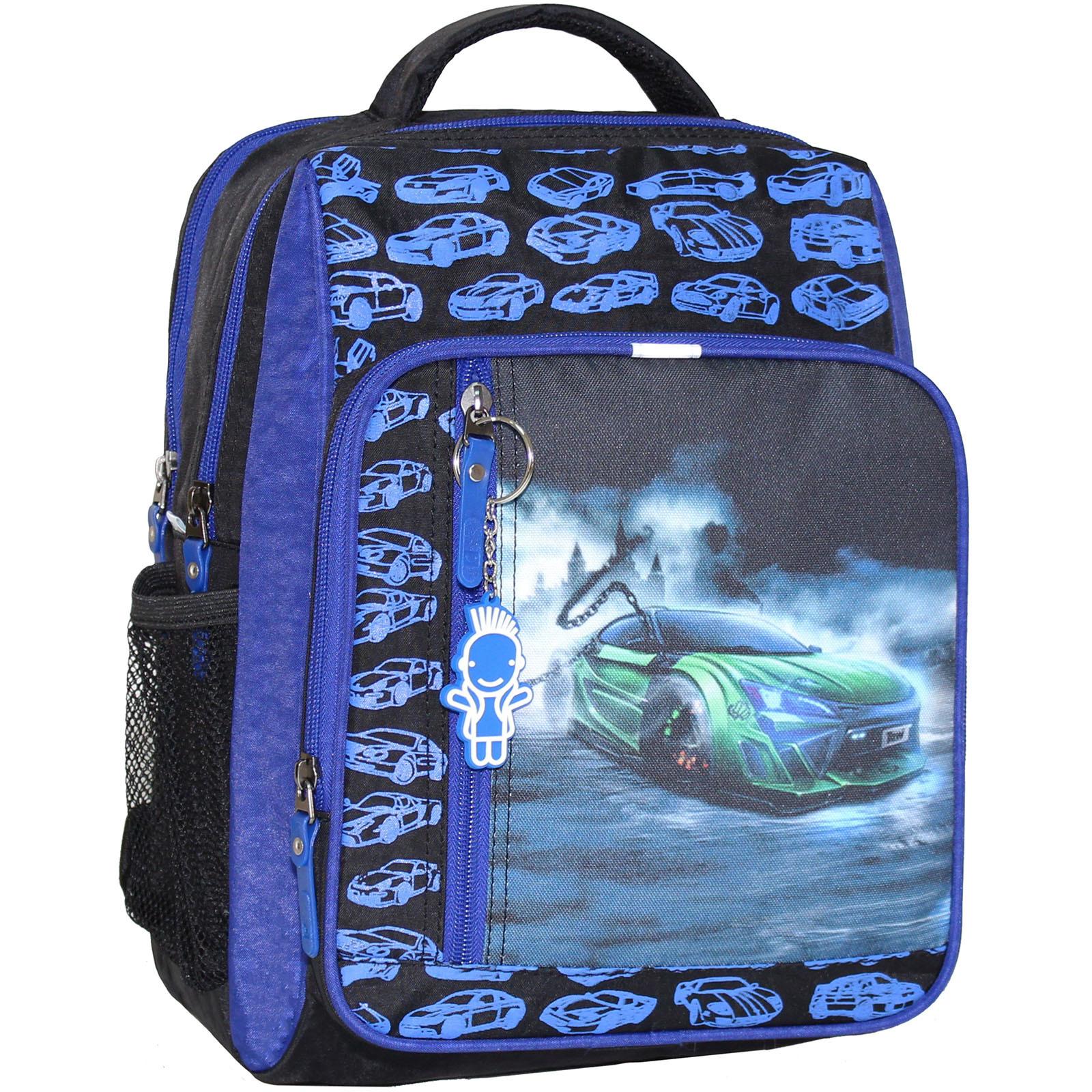 Школьные рюкзаки Рюкзак школьный Bagland Школьник 8 л. черный 3м (0012870) IMG_5034.JPG
