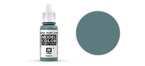 Model Color Intermediate Blue 17 ml.