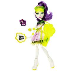 Monster High Кукла Спектра Вондергейст из серии