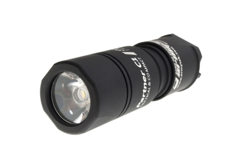 Тактический фонарь Armytek Partner C1 v3 XP-L (тёплый свет)