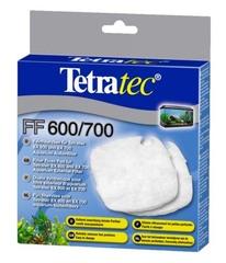 Губка синтепон, Tetra FF 400/600/700/800, для внешних фильтров Tetra EX 400/600/700/800 Plus, 2 шт.