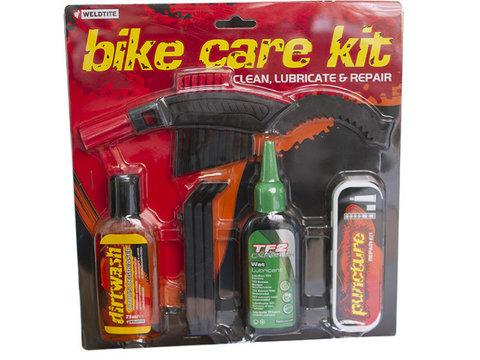 Набор для обслуживания велосипеда Weldtite