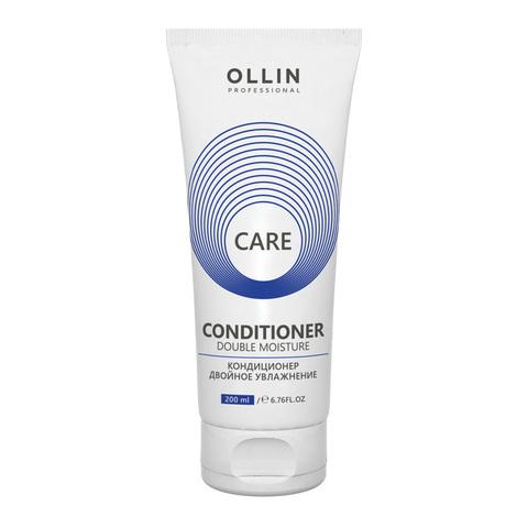 OLLIN PROFESSIONAL CARE Кондиционер двойное увлажнение 200 мл