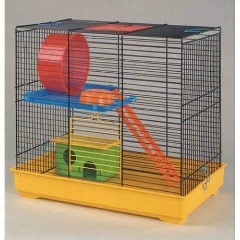 Inter-Zoo TEDDY LUX I клетка для грызунов 420х290х380