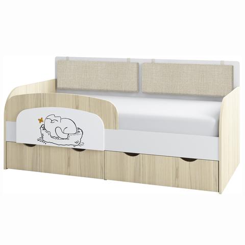 Кот №800.4 Кровать тахта