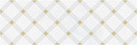 Декор Royal белый 600х200
