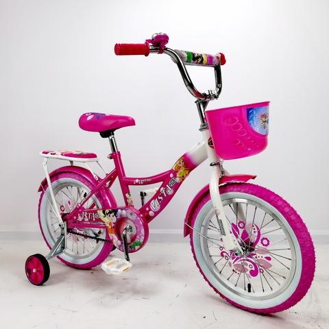 Velosiped \ Велосипед (çəhrayı) Winx