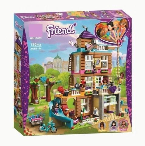 Конструктор Friends 10859 Дом дружбы
