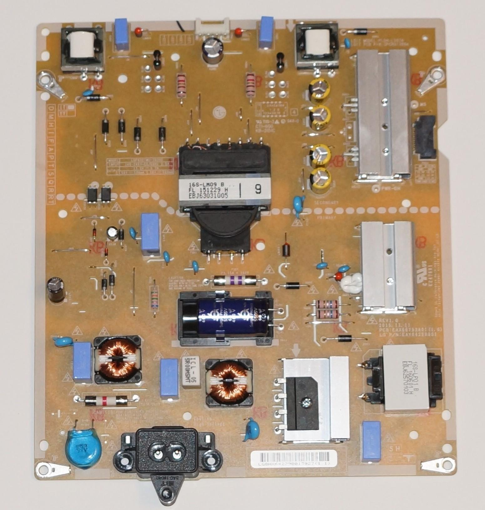 EAX66793401(1.6) EAY64229801