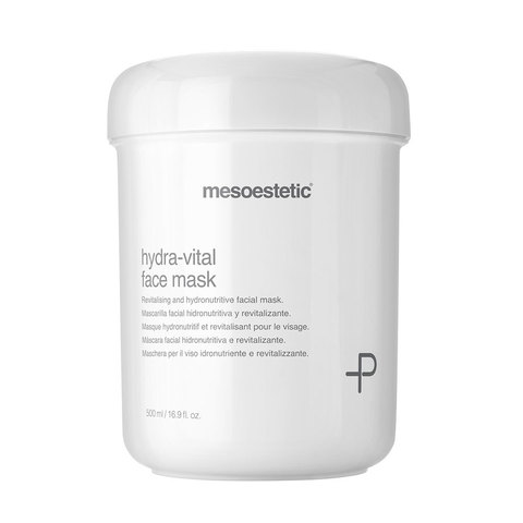 Гидро-питательная маска для лица / hydra-vital face mask 500 ml